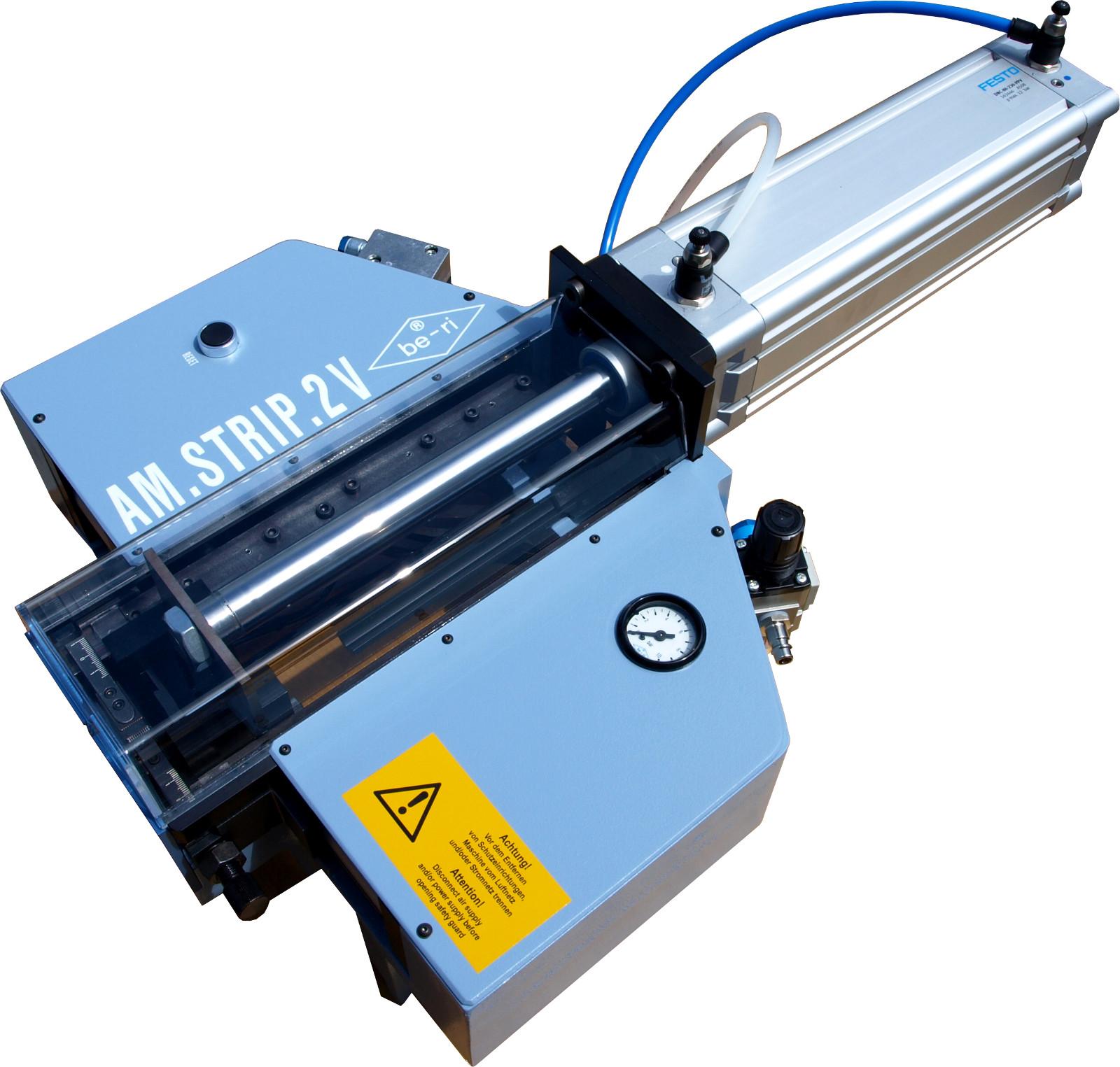 Pneumatic stripping machine AM.STRIP.2V
