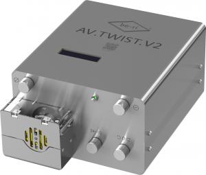 Abisolier- und Verdrillmaschine AV.TWIST.V2